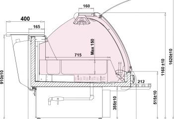 witryna grzewcza igloo tech