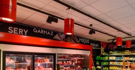 oświetlenie sklepów warszawa