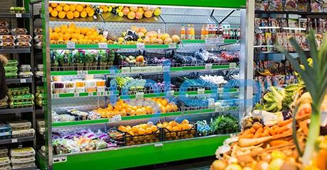 regał chłodniczy na warzywa warszawa