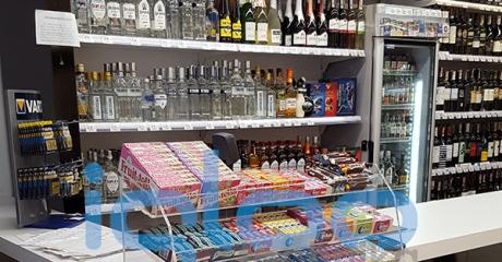 stoisko alkoholowe warszawa