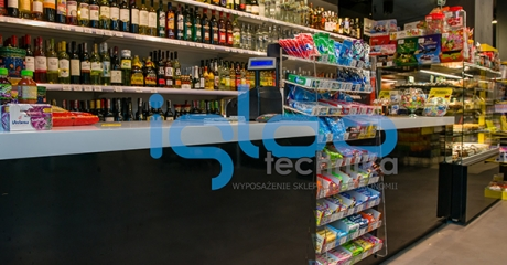 stoisko alkoholowe sklep