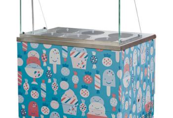 gelato dystrybutor do lodów warszawa