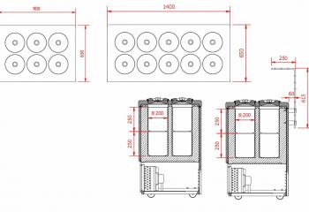 schemat urządzenia GELATO